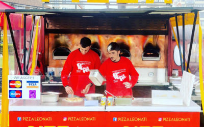 Performance Pizza Van – Your Pizza Cooked right in front of you