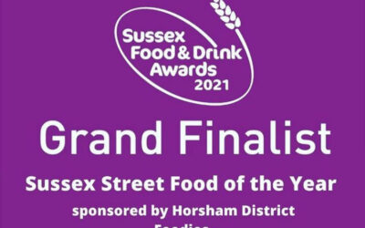 Pizza Leonati are Grand Finalists in The Sussex Food and Drink Awards.