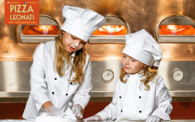 Childrens Parties – Learn to make a Pizza